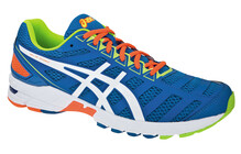 Asics Men&#039;s Gel DS Trainer 18 blue/white/neon orange